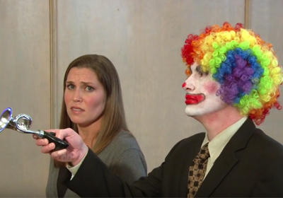 CLOWN LAWYER