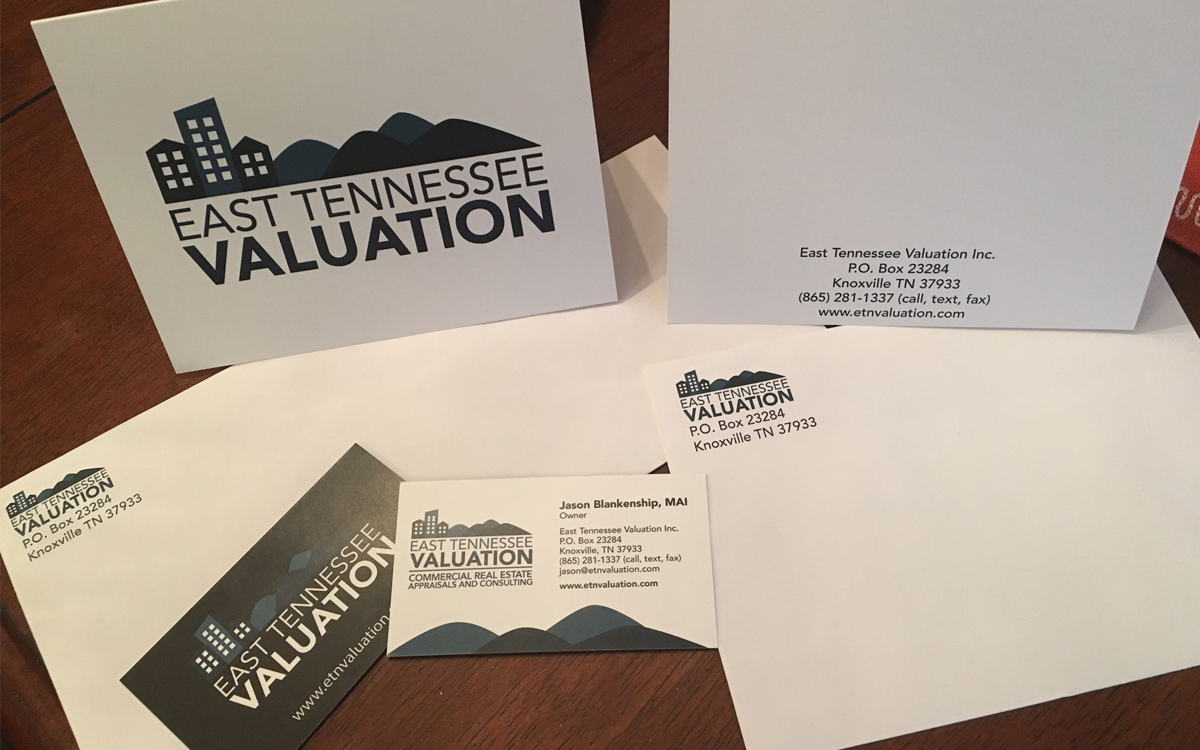 East Tennessee Valuation - New Frame Creative