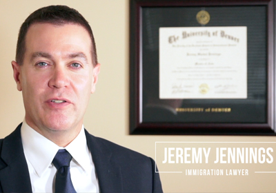 JENNINGS IMMIGRATION