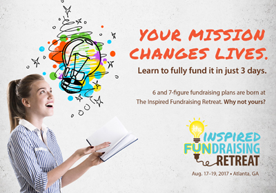 GET FULLY FUNDED