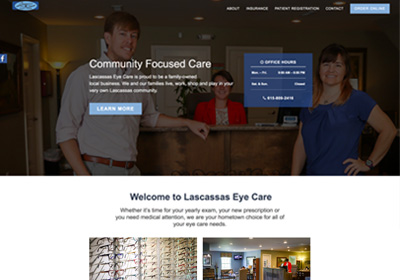 LASCASSAS EYE CARE